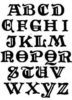 letras en stencil buscar con готика шрифт letras grafiti plantillas de letras para