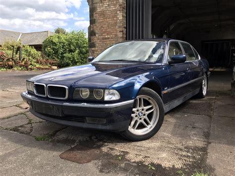 1997 Bmw 740il E38