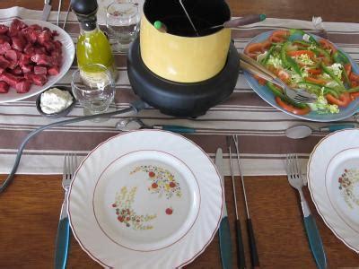 cuisine bourguignonne recettes fondue bourguignonne supertoinette la cuisine facile