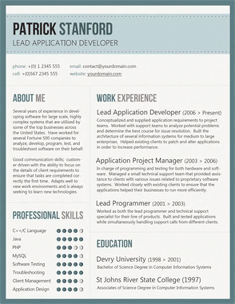 Custom Resume by Custom Resume Design Resumebaker