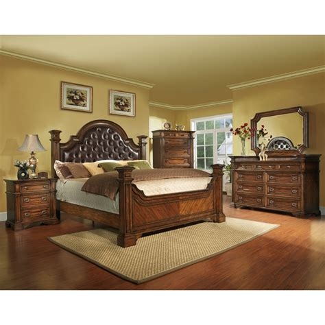 Avalon Bedroom Set by Avalon Highland Ridge 5 Bedroom Set B0100n