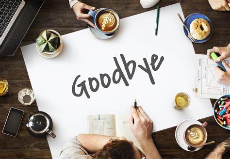 congratulations  ways   goodbye   valued