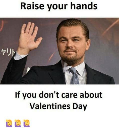 Raising Hand Meme - 25 best memes about you dont care you dont care memes