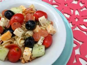 Zesty Italian Pasta Salad Recipe
