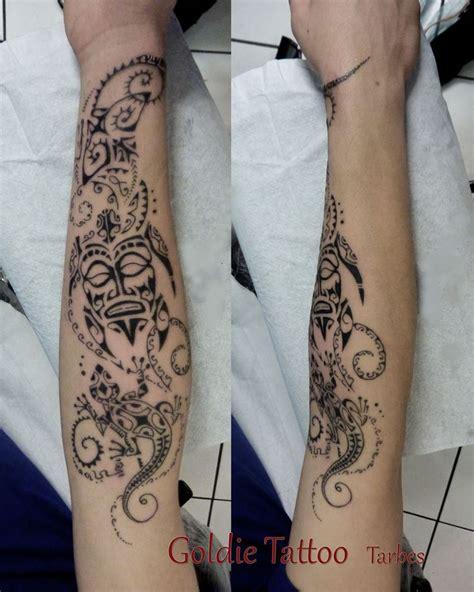 Tatouage Maorie Avant Bras Excellent Picasa Tattoo