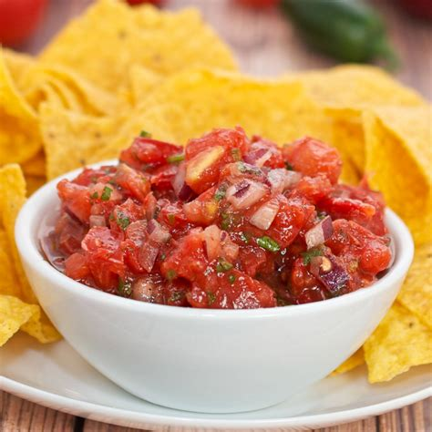 Gluten Free Salsa List - The Ultimate Guide