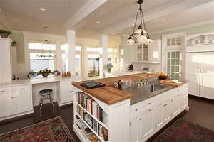 60 kitchen island ideas and designs freshomecom With kitchen cabinet trends 2018 combined with ny giants wall art