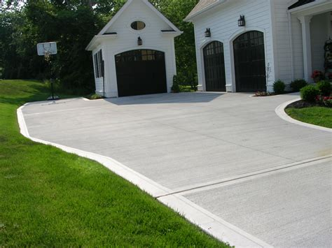 photos of driveways concrete driveways