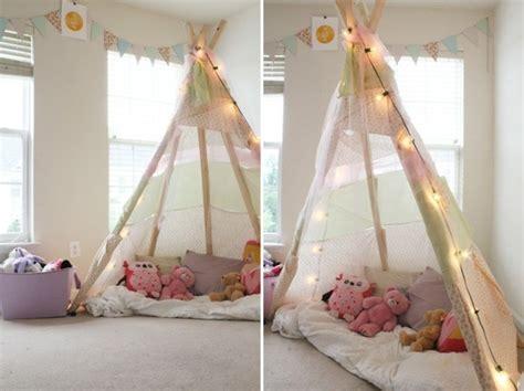 chambre de bébé pas cher ikea comment fabriquer un tipi 60 idées pour une tente
