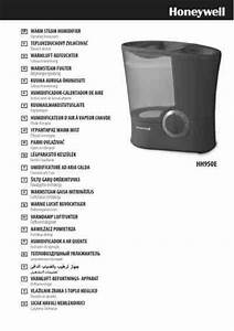 Honeywell Hh950e Air Cleaner   Air Purifier   Air Humidifier