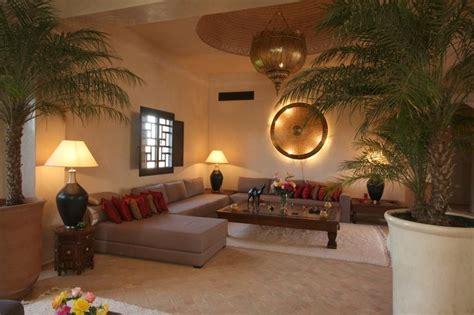 salon marocain maroc int 233 rieur villas d 233 co et salons