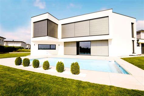 Moderne Puristische Häuser by Haus 284 F Meinhaus Bau Gmbh