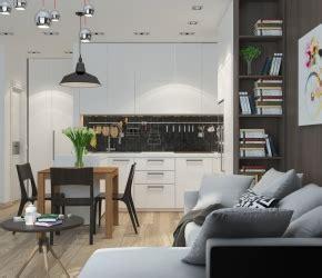 comment agencer une cuisine aménager un petit appartement gagner de la place dans un