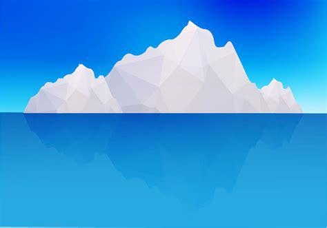 clipart iceberg iceberg vector free vector stock graphics