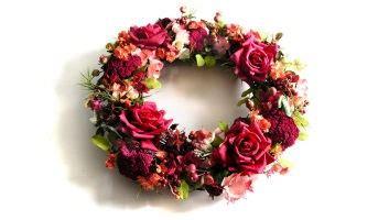 sognare fiori secchi sognare una ghirlanda sognare una ghirlanda di fiori