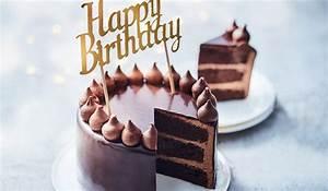 Gateau D Anniversaire : g teau d 39 anniversaire au chocolat surgel s les ~ Melissatoandfro.com Idées de Décoration