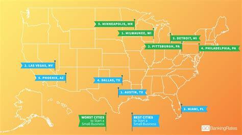 worst cities  america  start  small