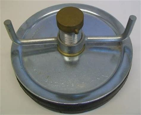 pressed steel drain plug mm    plumbers mate