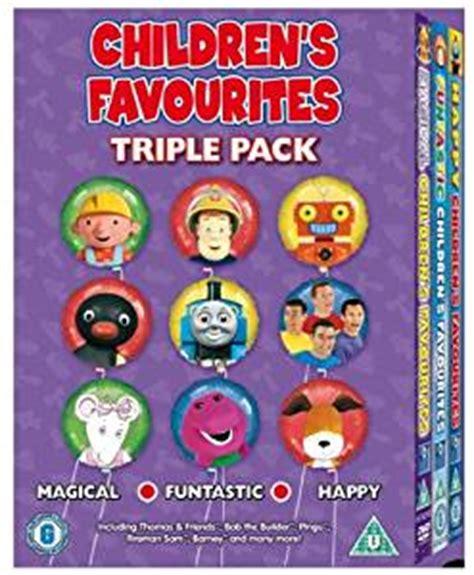 children s favourites magical funtastic happy dvd 2009