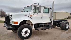 International 4700    D466e Hauler Yah Or Neh