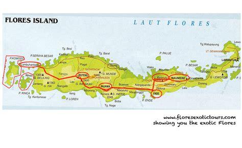 flores island indonesia history ethnic  languages