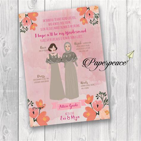 paperpeace bridesmaid attire guide  ms evi