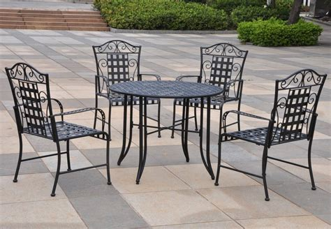 wrought iron patio furniture 13 awesome wrought iron furniture products