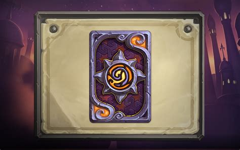 hearthstone top decks september 2017 the magic of dalaran card back revealed hearthstone