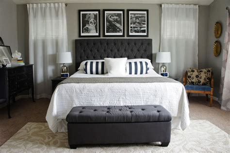 Grey Bedroom Ideas With Calm Situation  Traba Homes