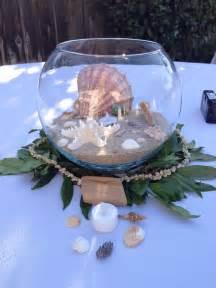 caribbean themed wedding ideas wedding hawaiian theme centerpieces seashells