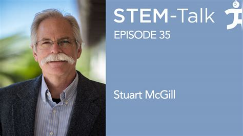 stem talk episode  stuart mcgill