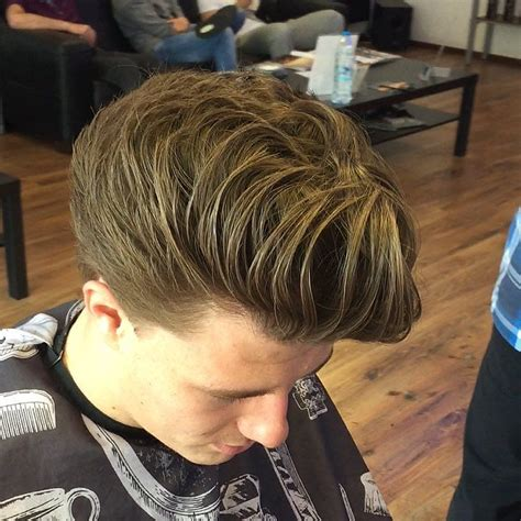 long mens hairstyles  straight  curly hair