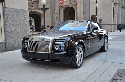 Rolls Royce Phantom Drophead Coupe For Sale by Used 2011 Rolls Royce Phantom Drophead Coupe For Sale