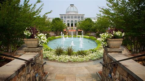 botanical gardens richmond va lewis ginter botanical garden in richmond virginia expedia