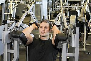 Machine Triceps Extension Exercise Guide and Video