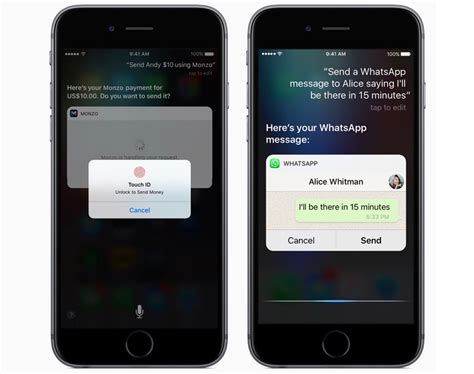 10 best siri app for 8 best siri assistant android apps androidtapp ios 10 les premi 232 res applis compatibles avec siri sont