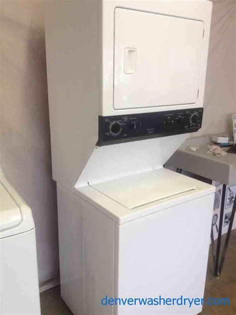 Washer And Dryers Kenmore Stackable Washer And Dryer