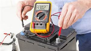 How To Test A Car Battery Using A Multimeter