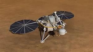 NASA Mars InSight Lander Mission Gallery (Images)