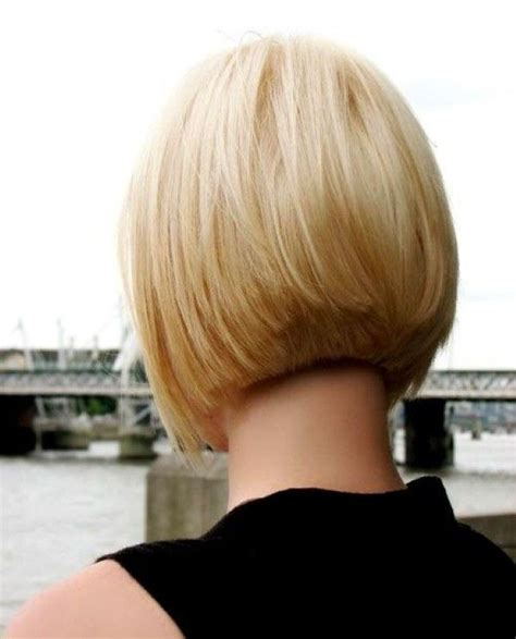 Front Back Bob Hairstyles by Haircuts Front And Back Views Layered