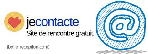 boite de reception je contacte avec www jecontacte