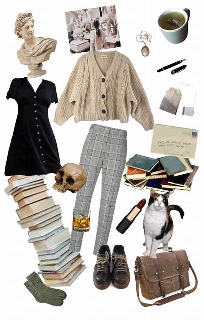 Academia Aesthetic Outfits Outfit Shoplook Clothes Dark