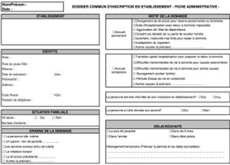 documents pour accueil en ehpad fmc dinan