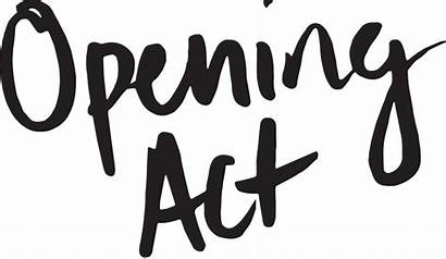 Opening Act Arts Business Program Workplace