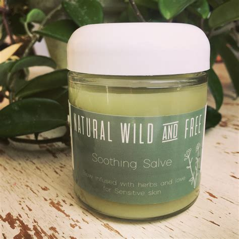 Soothing Salve 4 Oz Mader Wellness