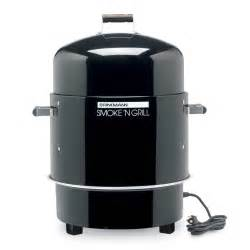brinkmann 810 5290 4 electric smoke n grill atg stores
