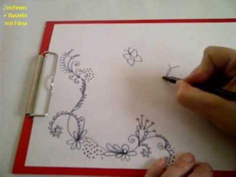 schöne bilder zum zeichnen zeichnen lernen f 252 r anf 228 nger sch 246 ne verzierungsmuster f 252 r eine karte ostergr 252 223 karte