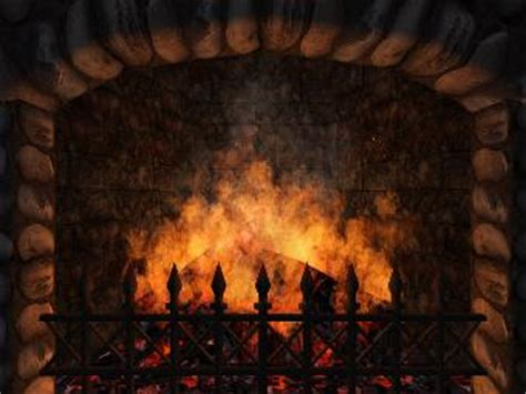 Realistic Fireplace Screensaver - realistic fireplace app for apple iphone