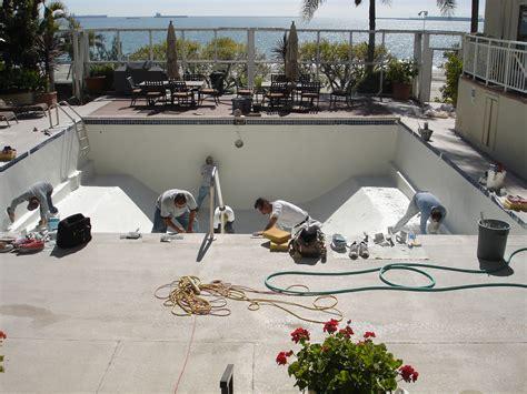 pool service repair pool cleaning pool plastering