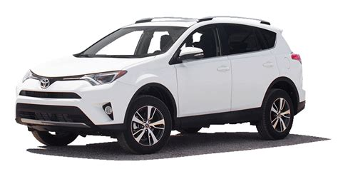 White Toyota Corolla Suv Rental Car Clipart Collection